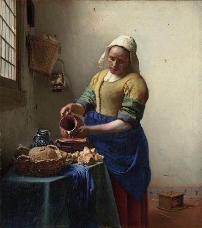 vermeer-milkmaid